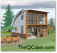 20130529we theqcabin small house 200x185 - New Small Homes