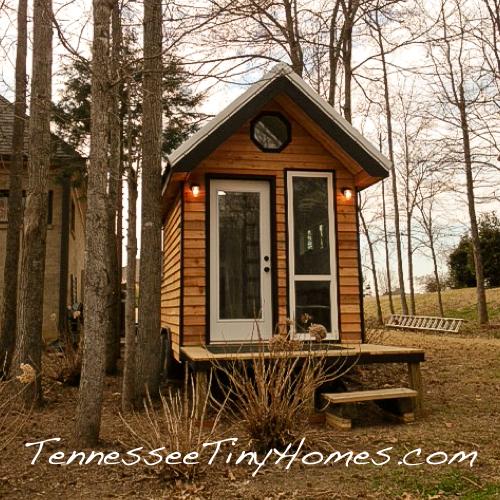 Tennessee Tiny Homes Small House Society