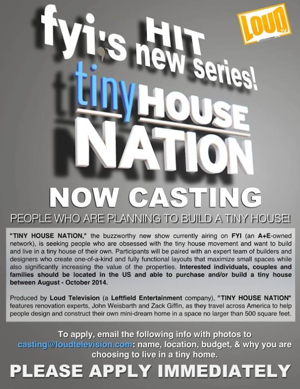 20140711fr-tinyhousenation-casting-call-loud-television