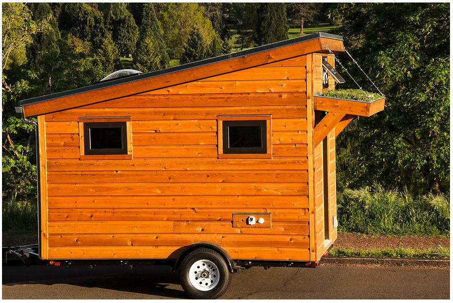 Tiny Home Designs: All Expense Paid Road Trip From #Portland To #Austin