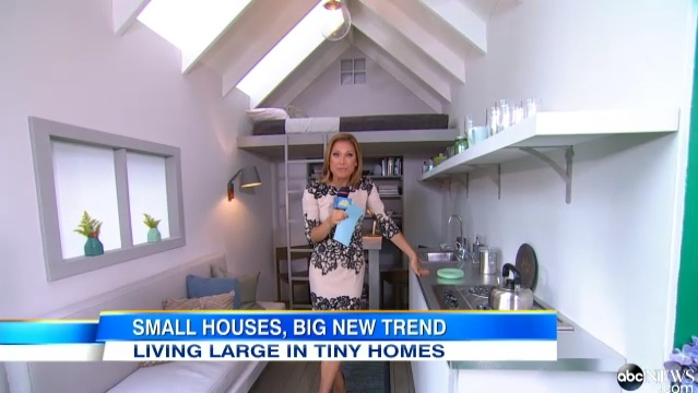 ABC News - Tiny House