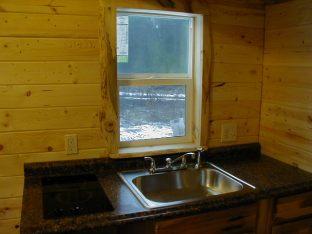 Kitchen Sink & Counter