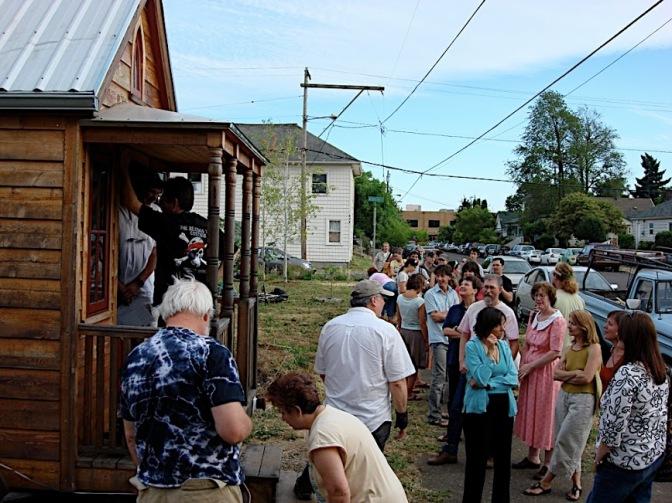 tiny house expo. Midwest Tiny House Symposium \u0026 Expo, 25 April 2015, Decorah, Iowa | Small Society Expo