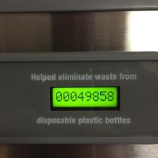 Over 49,000 Bottles Saved